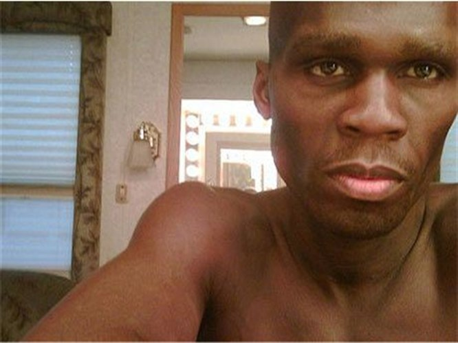 50 Cent tanınmaz halde!